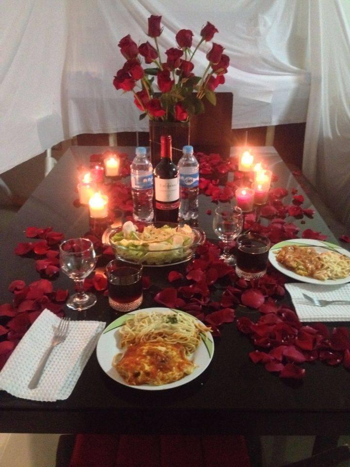 Что приготовить на романтический ужин для двоих: рецепты    lifeforjoy