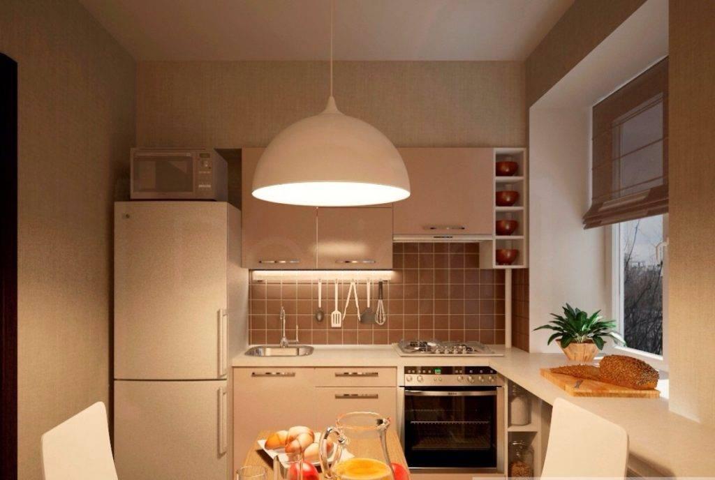 Самые удачные примеры обустройства кухни в хрущевке