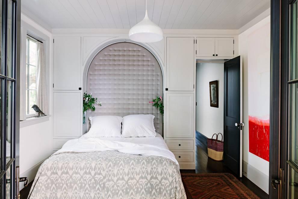 Спальня 10 кв. м. – дизайн фото в разных стилях, планировки реальных интерьеров