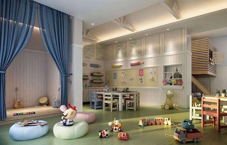 80 современных идей дизайна интерьера и декорирования детской комнаты