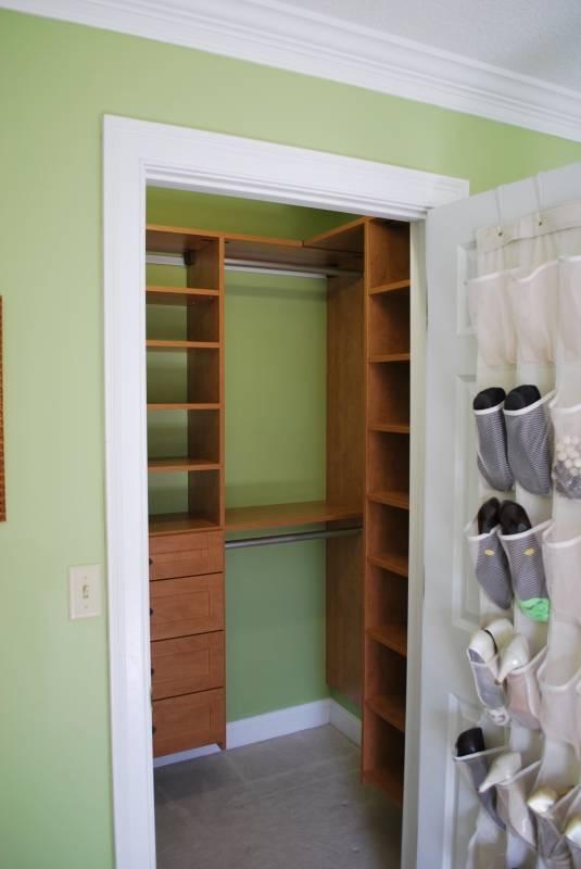 Маленькая гардеробная: дизайн проект маленькой гардеробной - 47 реальных фото интерьеров
