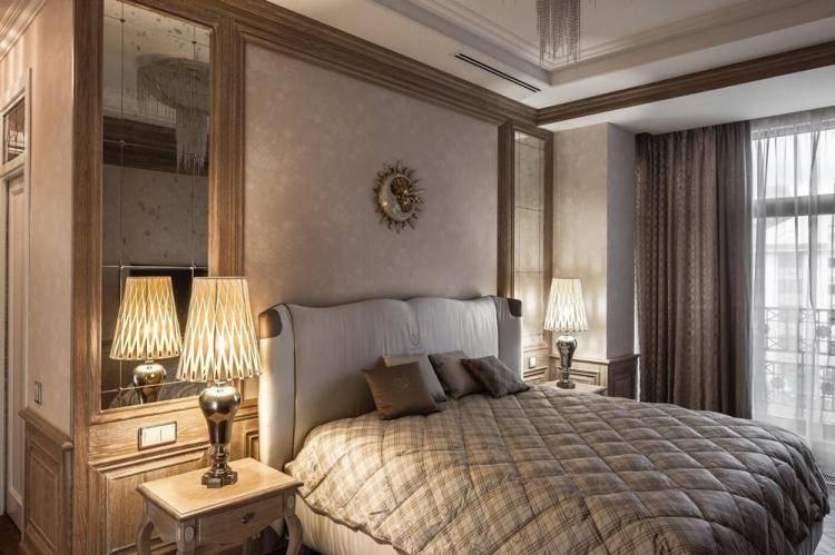 Дизайн маленькой спальни 12 кв. м фото: реальный интерьер, идеи метров комнаты, проект классического ремонта
