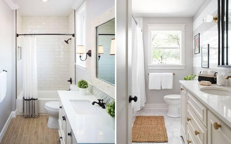 Совмещенная ванная - 135 фото лучших вариантов оформления и советы по выбору стиля