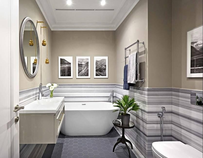 Дизайн ванной комнаты 3 кв. м (57 фото): совмещенного и раздельного санузла, проекты с душевой, красивые примеры в интерьере