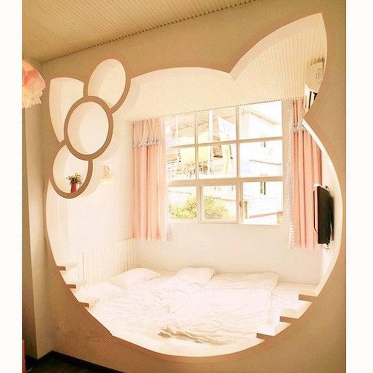Детская кровать домик — 100 супер-идей c фото