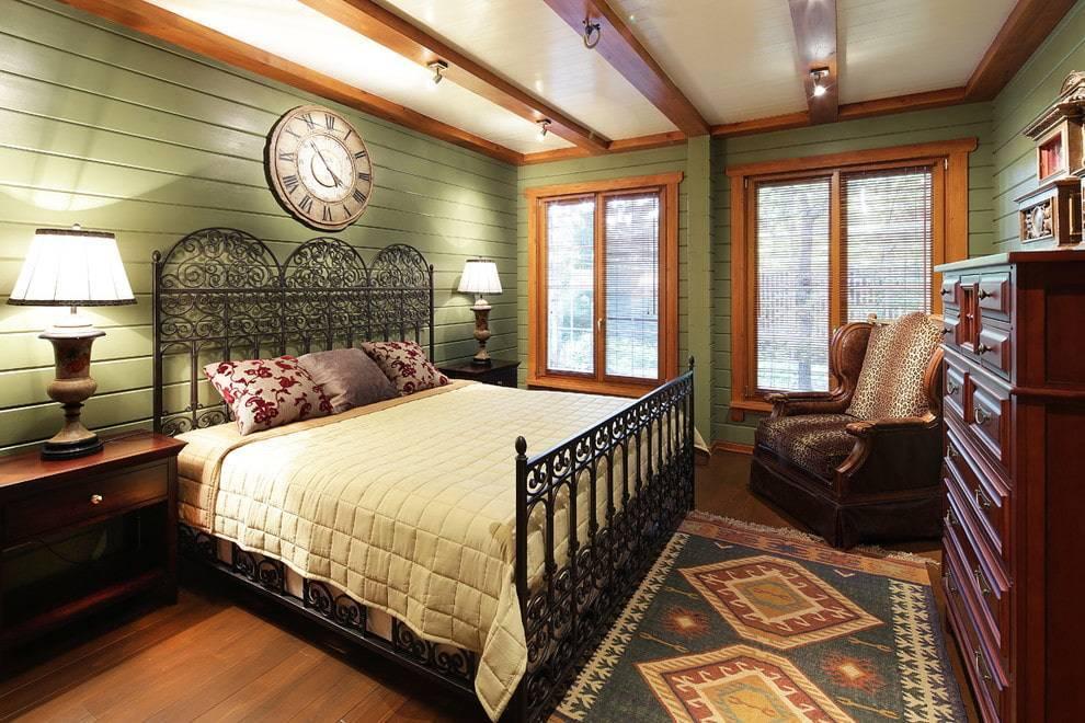 Спальня в частном доме — красивое оформление и лучшие идеи дизайна спальни для частного дома (95 фото и видео)