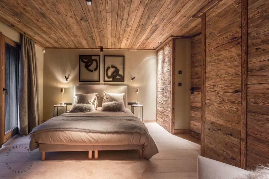 Внутренняя отделка в стиле шале: как выглядит спальня, гостиная, кухня и мансардная комната в стиле шале » интер-ер.ру