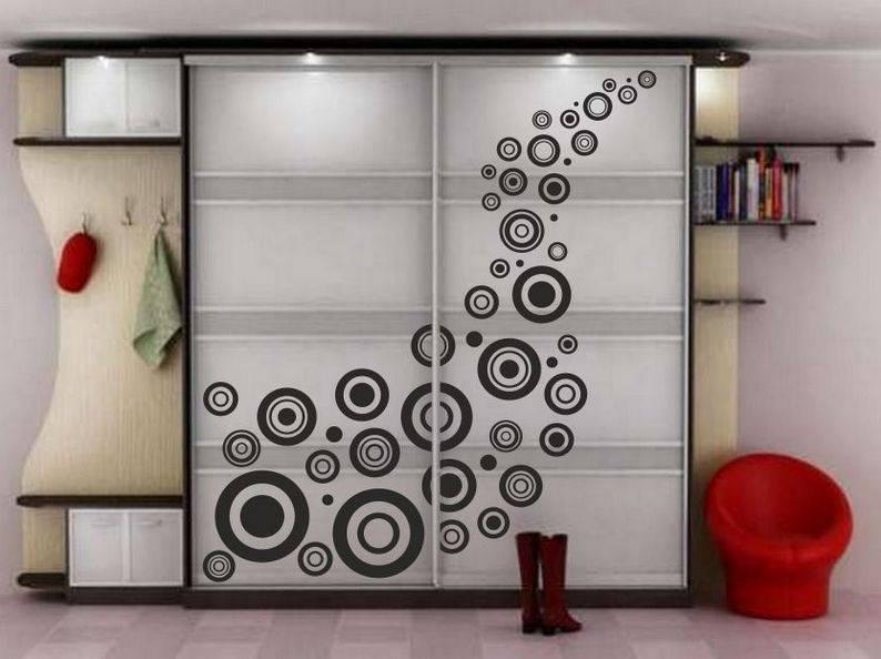 Дизайн шкафа-купе