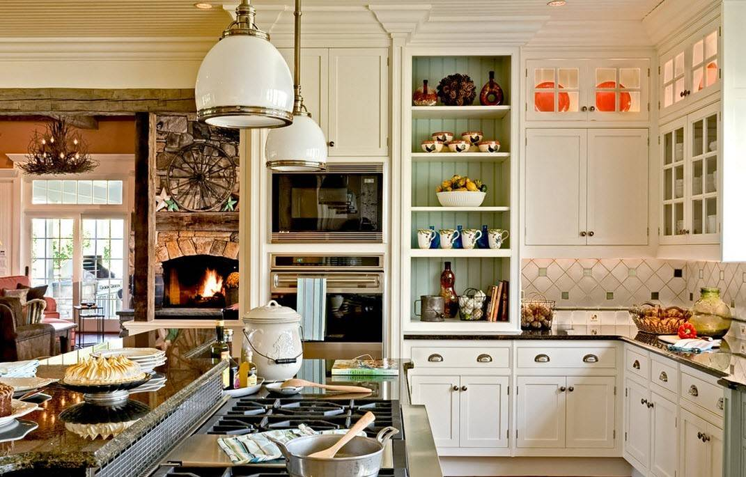 34 лучших идеи для декора вашей кухни