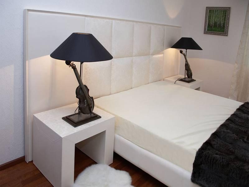 Дизайнерские прикроватные тумбы для спальни: фото в интерьере, идеи дизайна » интер-ер.ру