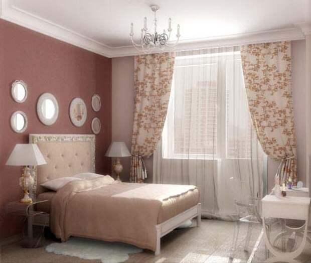 Коричневый цвет в интерьере: 60 стильных вариантов дизайна, фото