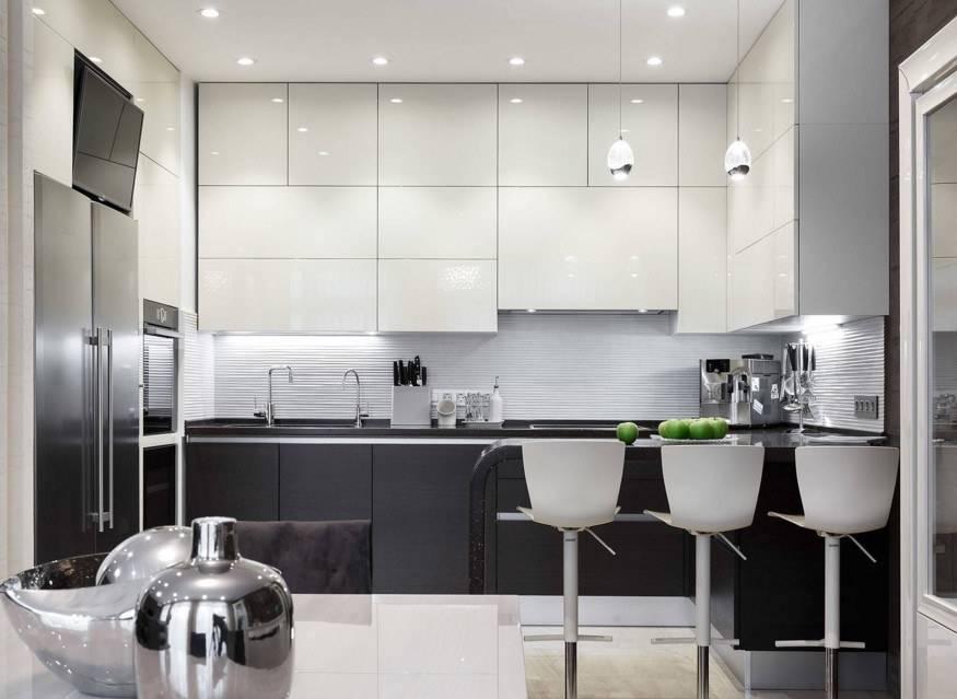 Дизайн кухни 2020 - 42 реальных фото с современными идеями