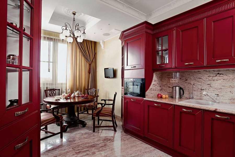 Серый кухонный гарнитур: дизайн, выбор формы, материала, стиля (65 фото)