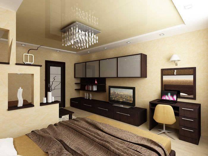 Гостиная 5 на 5 метров: дизайн интерьера зала 25 кв.м., фото проектов