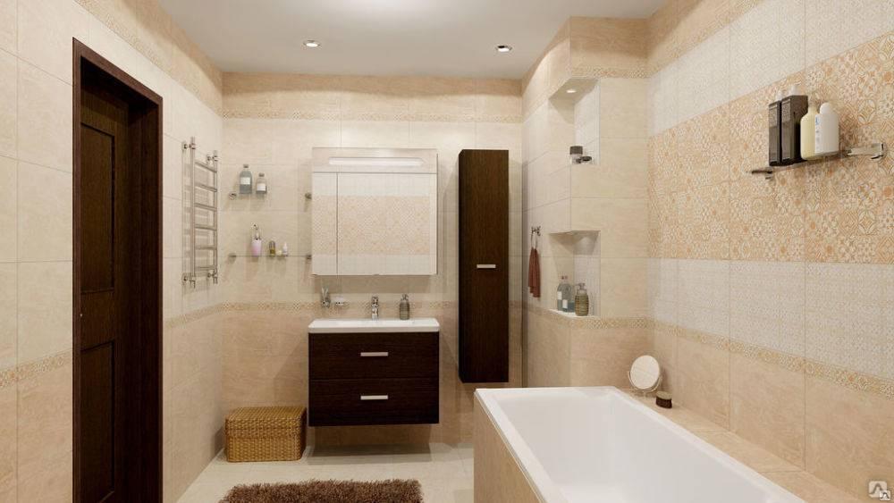 Бежевая ванная комната - 145 фото лучших решений и вариантов дизайна с бежевым цветом