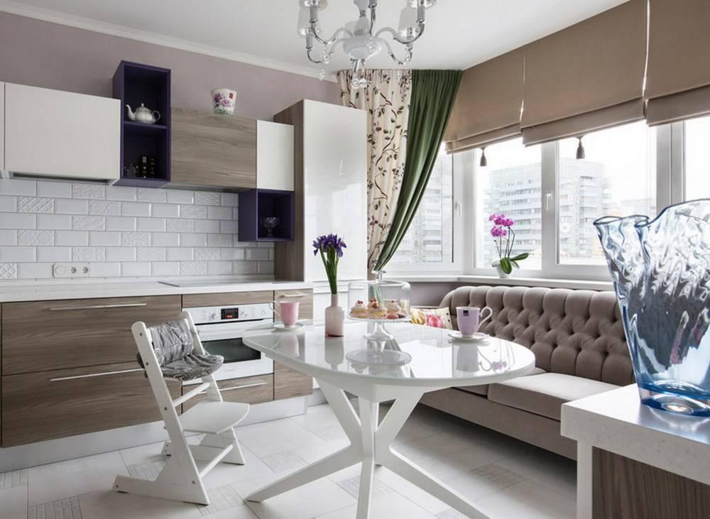 Дизайн маленькой кухни 2021 | топ-10 модных трендов