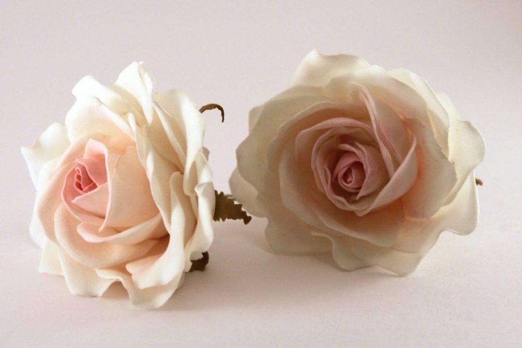 Ростовые цветы из фоамирана (38 фото): мастер-классы для начинающих по изготовлению больших цветов-светильников из фоамирана своими руками