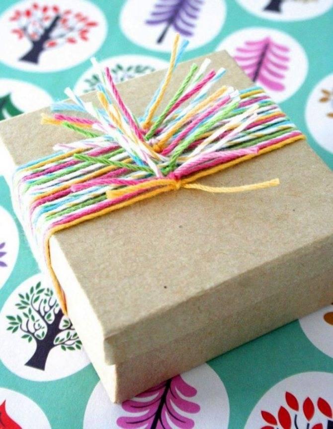 Упаковка для подарков своими руками :: инфониак