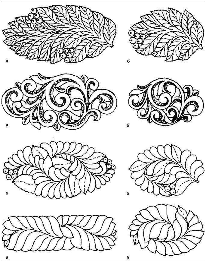 Рисунки для резьбы по дереву: трафареты, орнаменты, эскизы и чертежи бесплатно