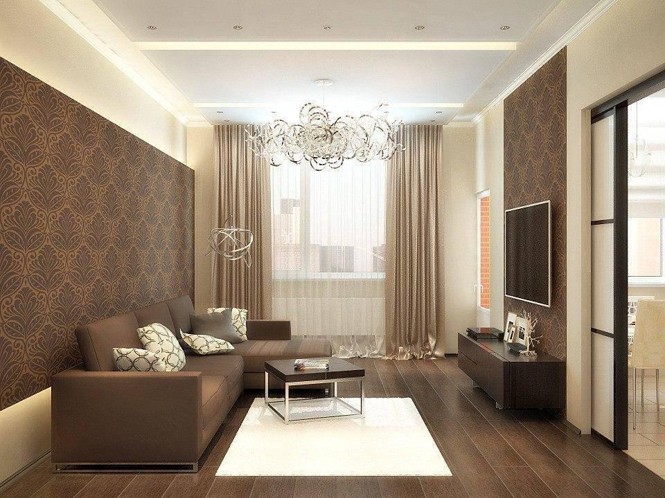 Дизайн интерьера зала в квартире: 70 фото-идей для домашнего комфорта