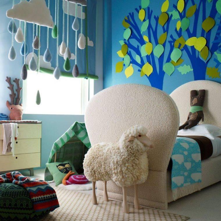 Декор комнаты своими руками: 15 оригинальных идей