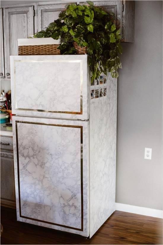 Способы реставрации холодильника своими руками