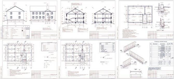 Этапы проектирования загородного дома ⋆ domastroika.com