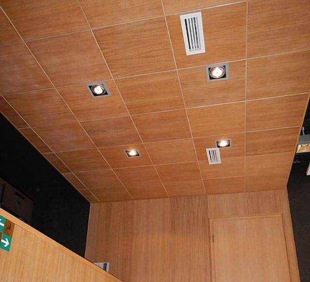 Варианты дизайна потолка в коридоре квартиры