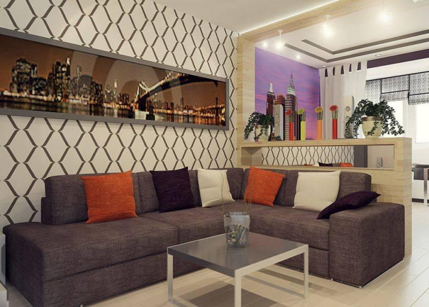 Зонирование комнаты - разделение пространства с помощью перегородок раздвижных и декоративных, как правильно зонировать гостиную, детскую, спальню, варинаты с фото