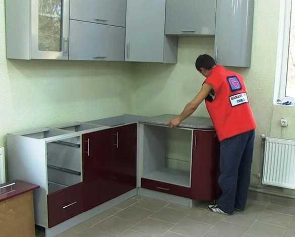 Кухня своими руками: составляем проект, пошаговый процесс сборки