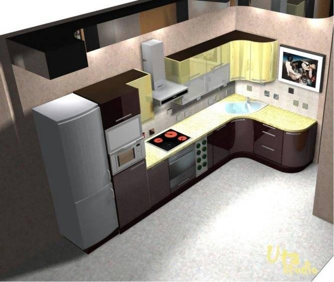 5 важных особенностей дизайна угловой кухни