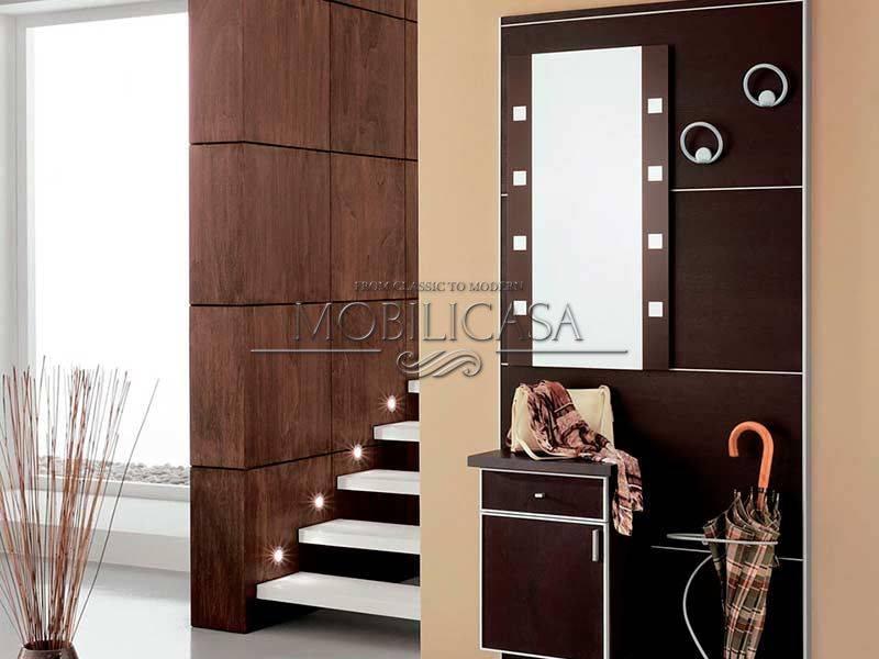 Прихожая в современном стиле (85 фото): идеи дизайна интерьеров, ремонт и отделка