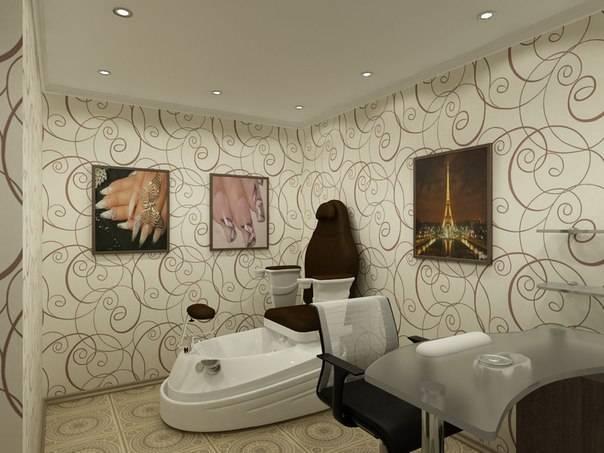 Дизайн парикмахерской и салона красоты: принципы оформления