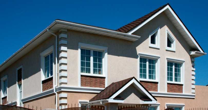 Фасадный декор для наружной отделки дома, материалы и нюансы выбора
