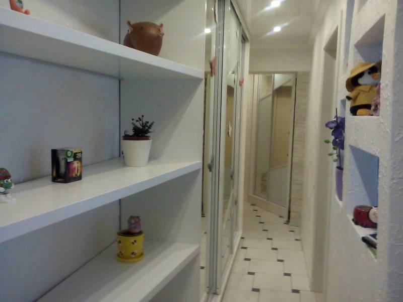 Квартира в панельном доме — варианты дизайна коридоров
