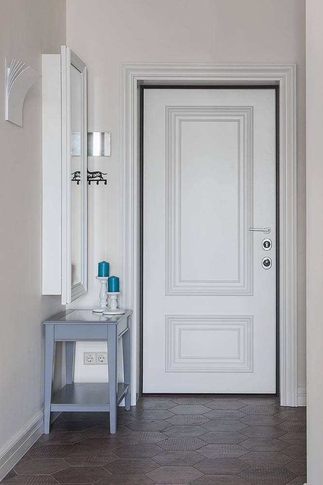 Светлые межкомнатные двери в интерьере +75 фото - «декор»