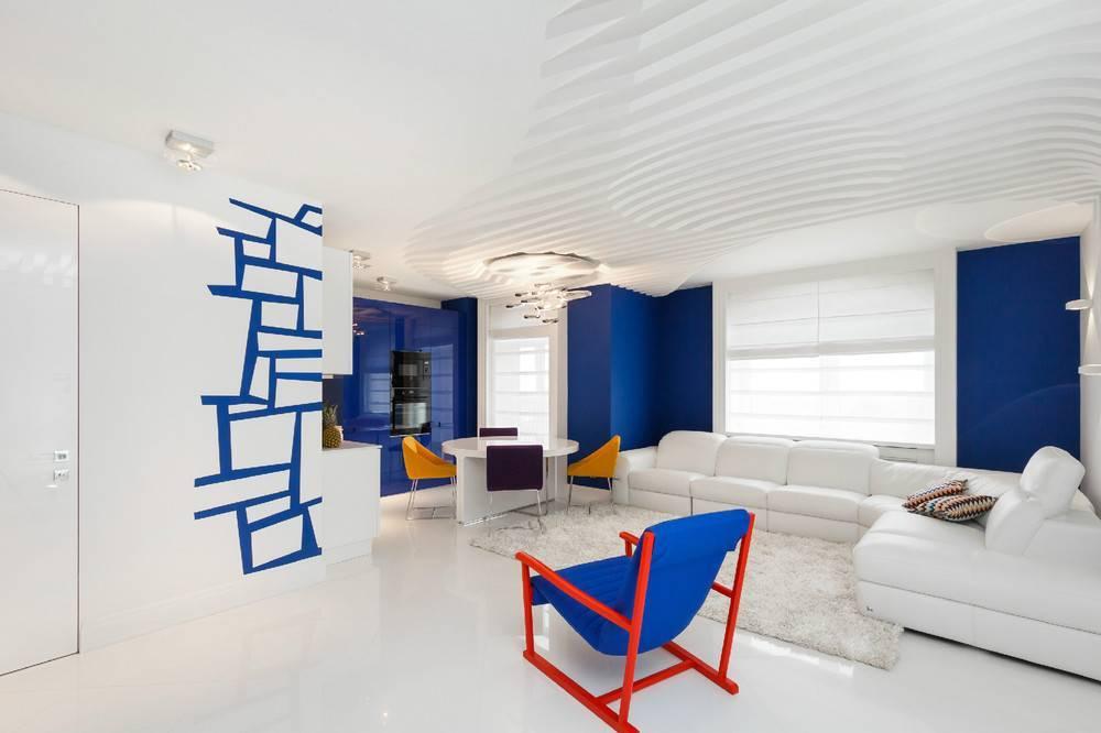 Дизайн белой гостиной в интерьере (135+фото) - все в белых тонах