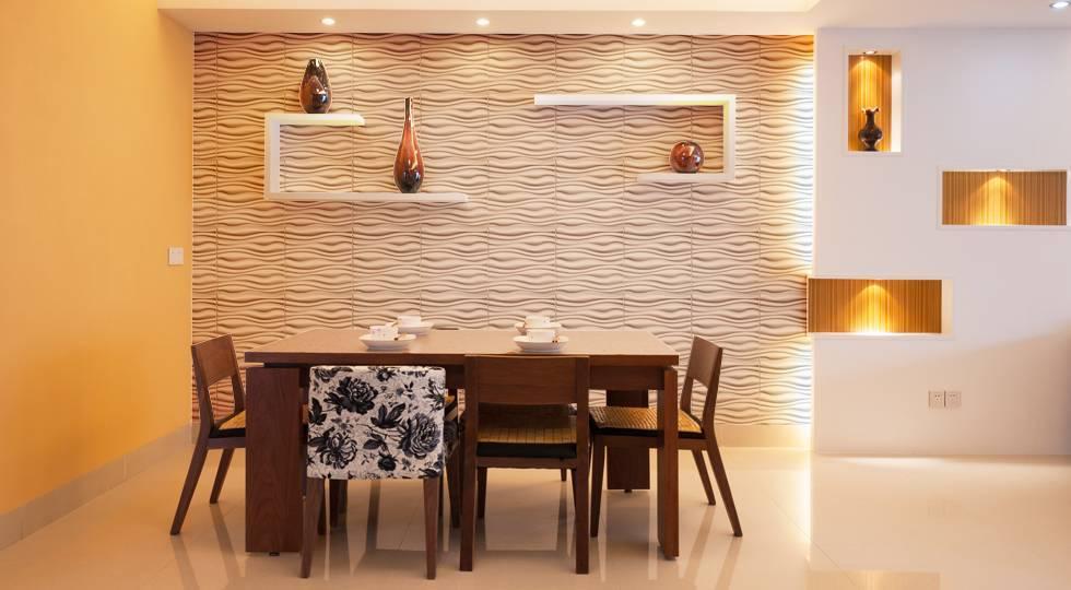 Декоративные панели для кухни - 90 фото вариантов отделки