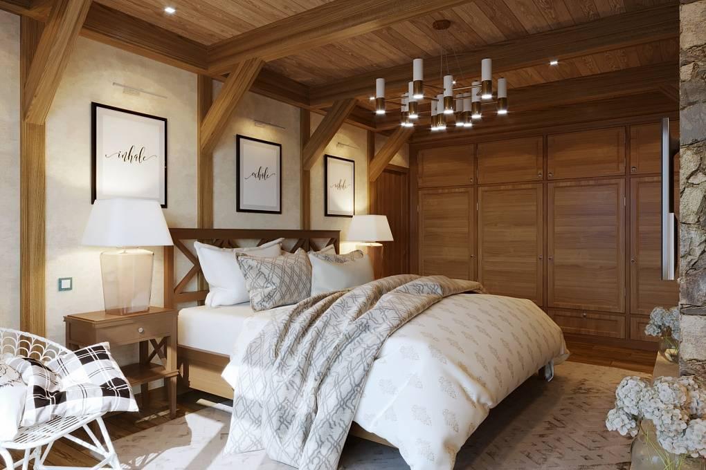 Гостиная в стиле шале в загородном доме: особенности оформления и фото готовых решений