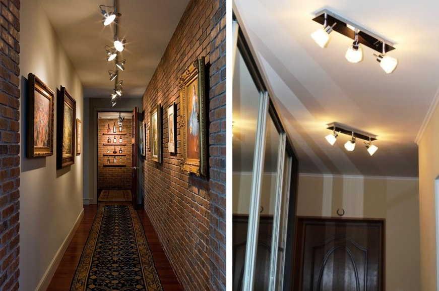 Светильники в прихожую: 85 фото освещения и обзор оригинальных идей по выбору светильника