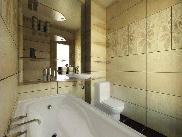 Этапы и особенности создания дизайна ванной комнаты 5 кв. м.