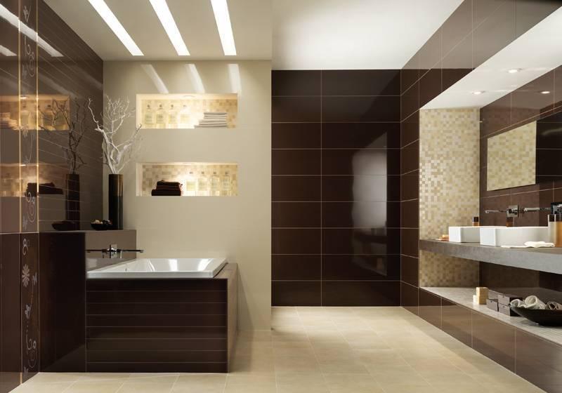 Дизайн ванной в бежевых тонах (86 фото): интерьер в бежево-коричневом цвете и сочетание с бирюзовой гаммой. расставляем яркие акценты