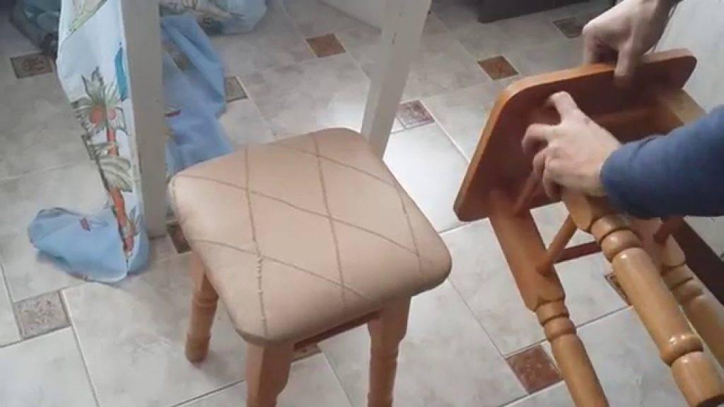 Деревянный стул своими руками: изготовление по шагам