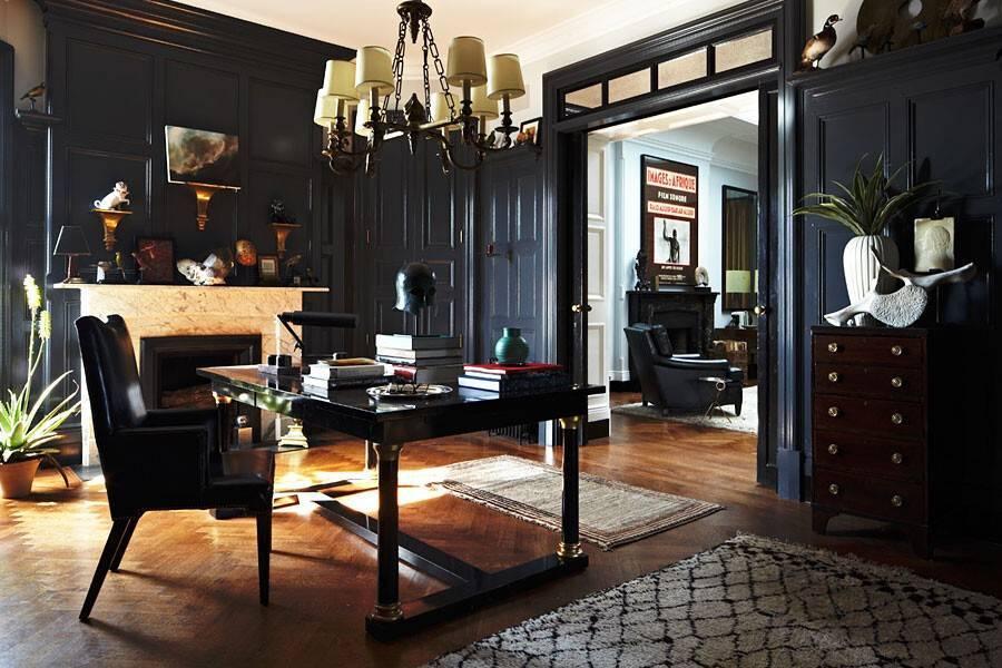 Дизайн мебели для гостиной – современные тенденции - 35 фото