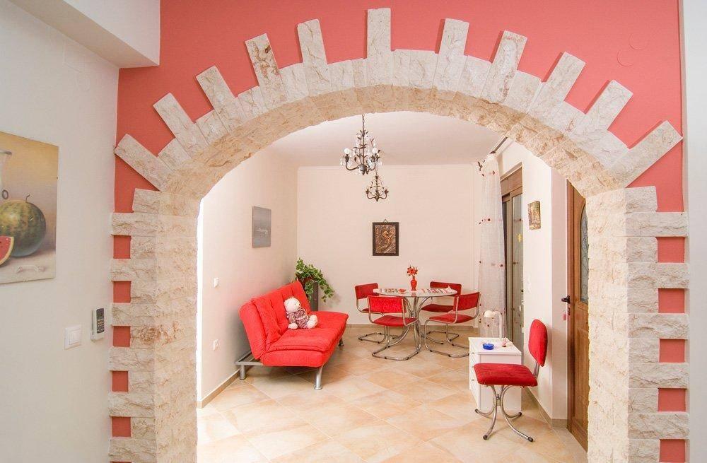 Отделка стен камнем - 50 фото лучших дизайнерских идей