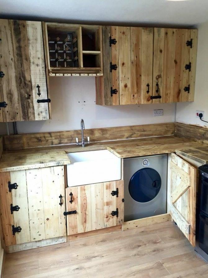 Как сделать кухню своими руками: фото сборки тумб, ящиков, шкафов