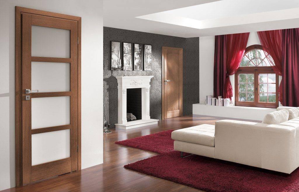 Межкомнатные двери цвета «венге»: варианты оттенков в интерьере