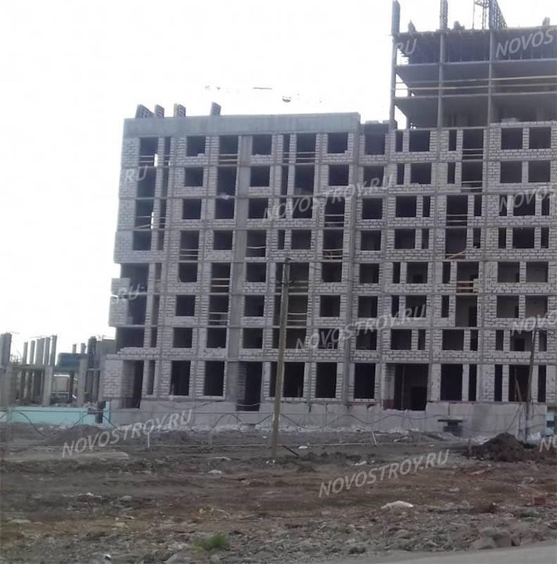 В академическом построят небоскребы. как будет выглядеть новый квартал eleven