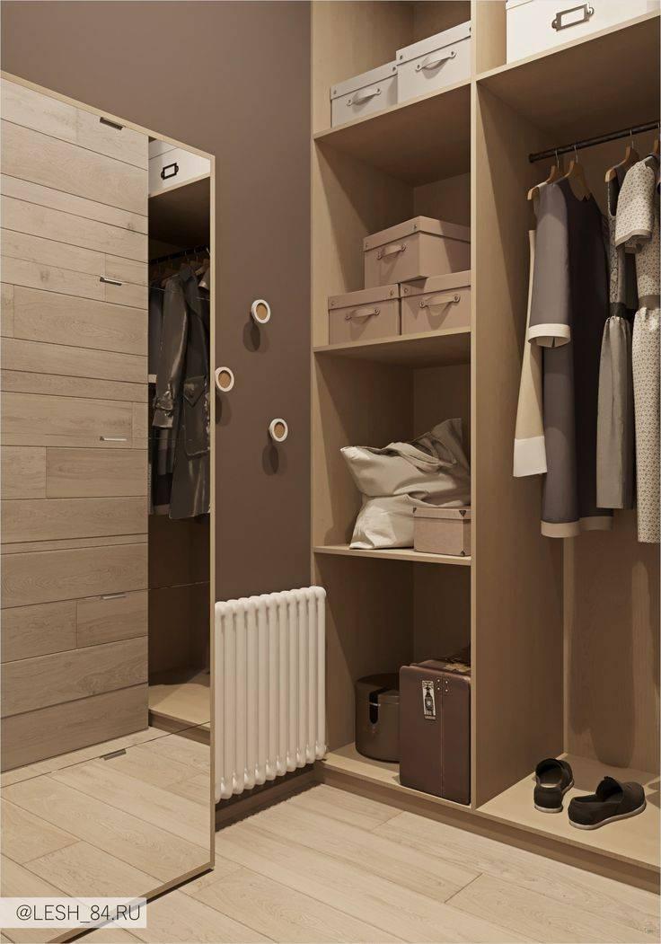 Советы по обустройству гардеробной комнаты, основные правила