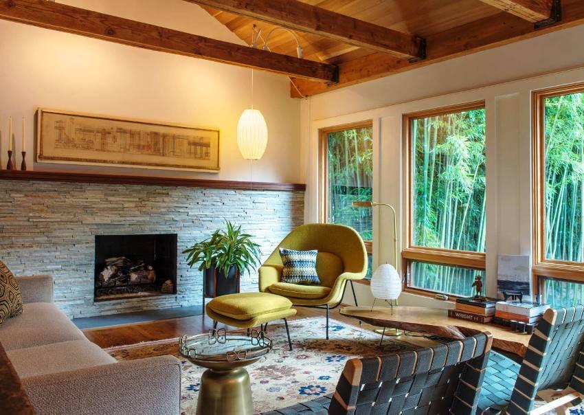 Идеи для дизайна и планировки гостиной в частном доме, как лучше оформить